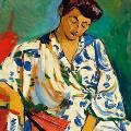 Портрет жены Матисса привезут в Москву