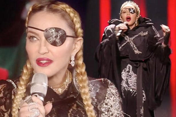 Мадонна нелестно отозвалась о тех, кто решил снять о ней новый фильм