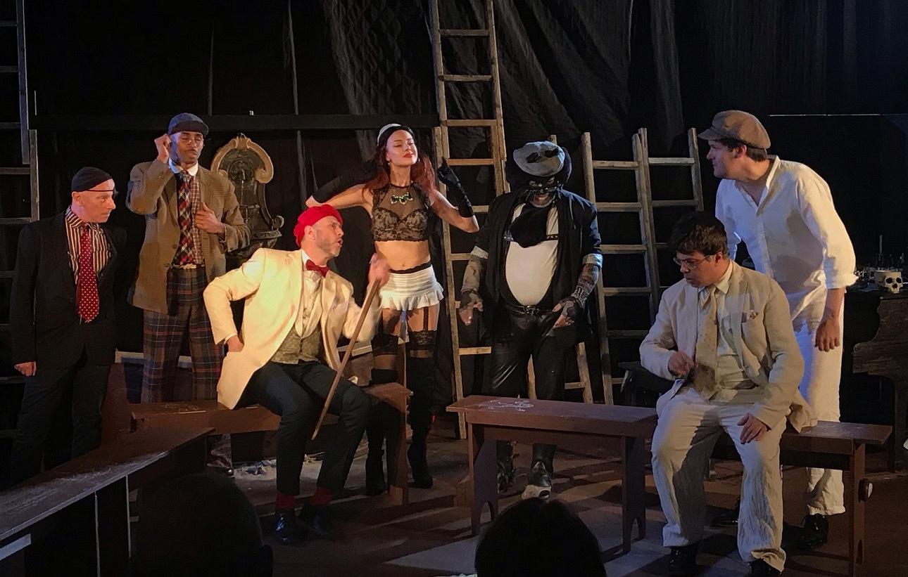 Пьесу «Мастер и Маргарита» показывают на Манхэттене на английском языке