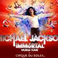 Cirque Du Soleil привез в Петербург самое известное шоу «Майкл Джексон»