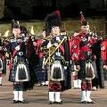 Фестиваль военных оркестров Military Tattoo открывается в Эдинбурге