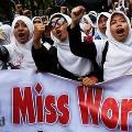 Индонезийские мусульмане грозят сорвать конкурс «Мисс мира»