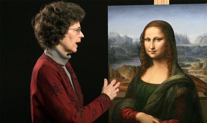 Американская художница восстановила первоначальный облик «Моны Лизы»