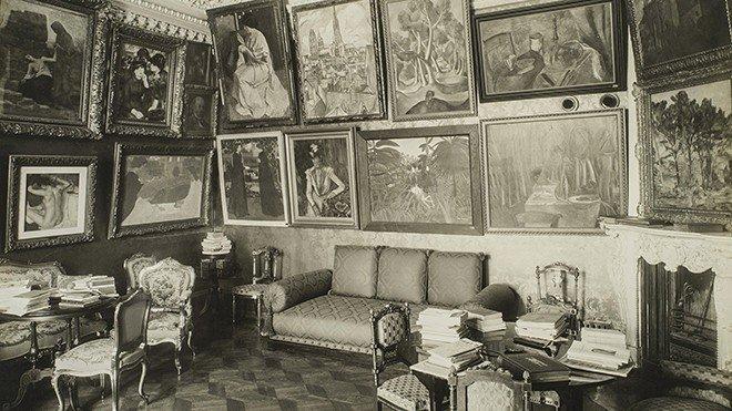 Выставка картин из коллекции братьев Морозовых открылась в Эрмитаже