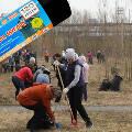 Ежегодные субботники в Нижневартовске: Жители города исправно наполняют мешки для мусора