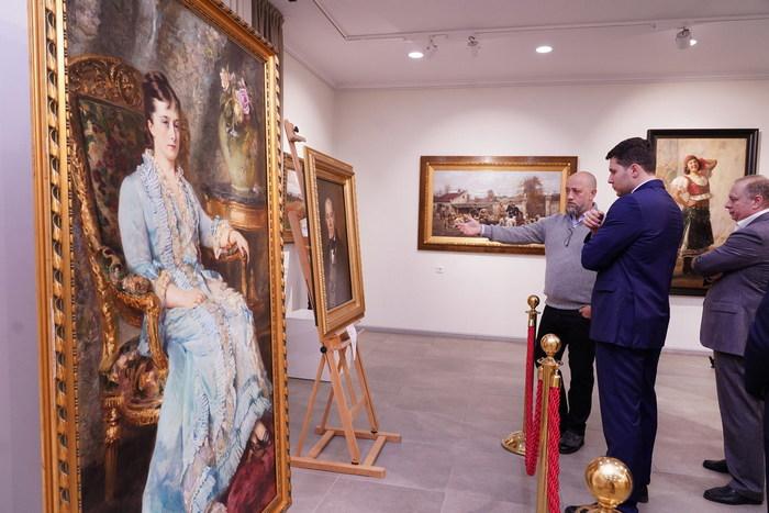В Калининграде планируется создать музей русской живописи и прикладного искусства