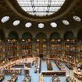 Канализация испортила тысячи документов в Национальной библиотеке Франции