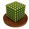 Неокуб — оригинальная игрушка-конструктор из магнитных шариков завоевывает любовь детей и взрослых