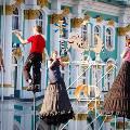 День города в Санкт-Петербурге начали отмечать заранее и с размахом