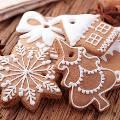 Новогодние пряники  – вкусный символ Рождества