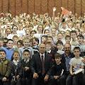 Путин выделит 50 миллионов из личного фонда на детскую литературу