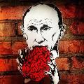 Жующего мозг «Путина» убрали с выставки в Омске