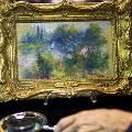 Картину Ренуара стоимостью 75 тыс. долларов сняли с торгов - оказалась краденой