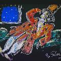 В России собираются издать альбом с живописными работами Резо Габриадзе