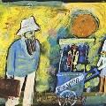 В России будет издан альбом с живописными работами Резо Габриадзе