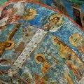 Спасенные новгородские фрески покажут на выставке в Москве
