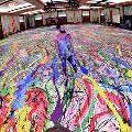 На аукционе продали самую большую картину в мире