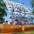 В Парке Горького откроется «Корабль толерантности» Кабаковых, побывавший в Нью-Йорке и Венеции