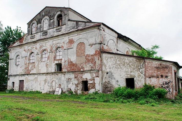В Белоруссии и Украине будут восстанавливать синагоги