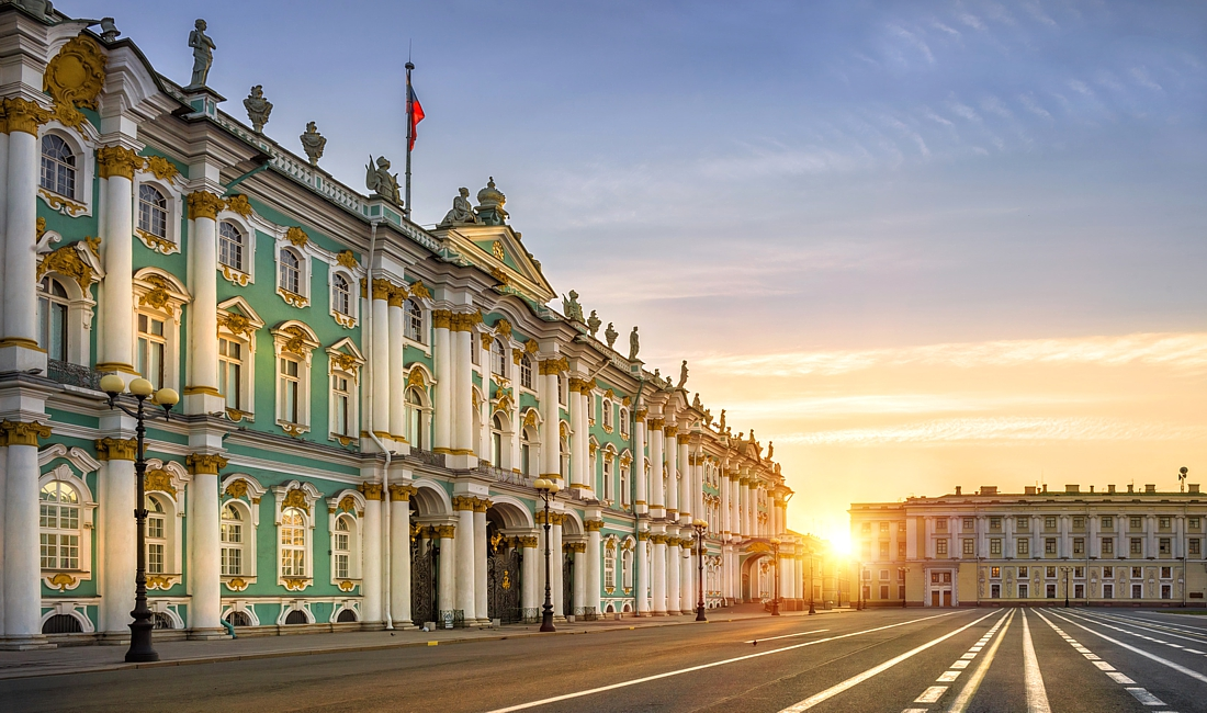 Дворцы Санкт-Петербурга, которые надо увидеть в первую очередь