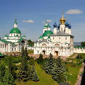 Золотое кольцо – основной туристический маршрут России