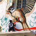 В Нью-Дели проходит фестиваль стрит-арта