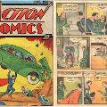 Первый комикс о Супермене побил рекорды онлайн-аукционов