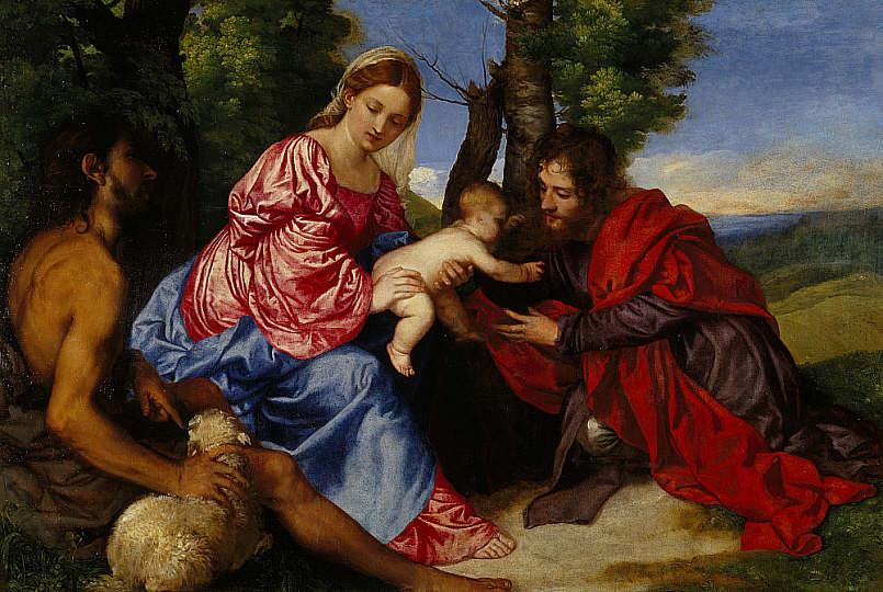 Владелец картины Тициана вопреки договоренностям не стал продавать ее Пушкинскому музею