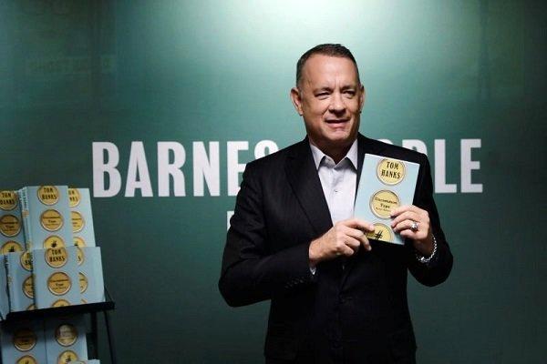 Том Хэнкс написал свою первую книгу