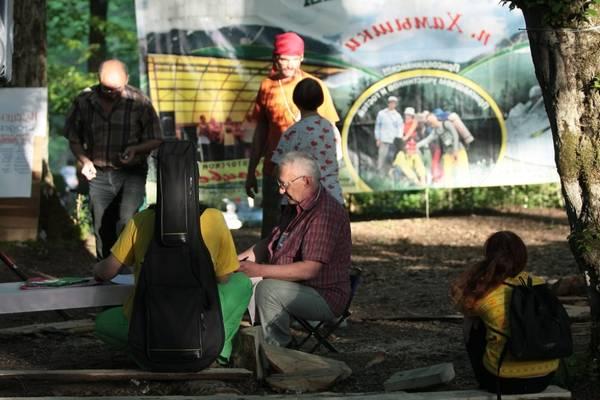 В Адыгее открылся юбилейный фестиваль авторской песни