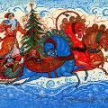 В резиденции Деда Мороза открылся Музей поздравительной открытки