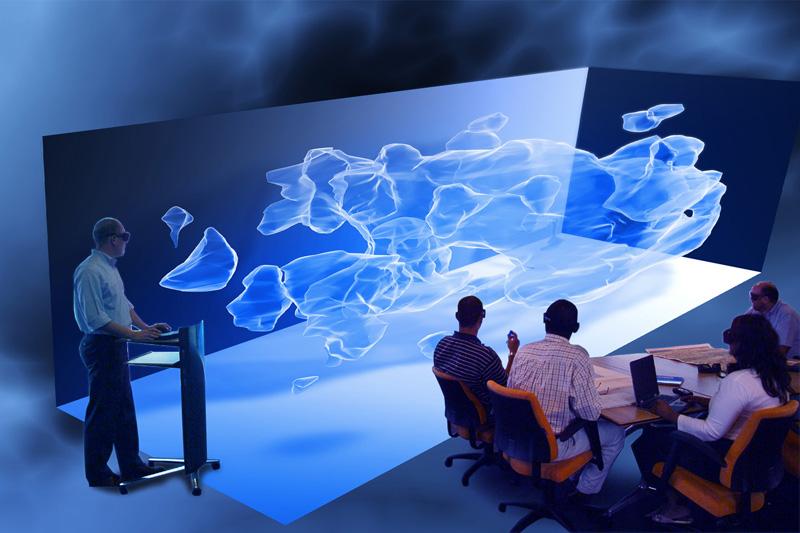 Виртуальную реальность назвали будущим искусства