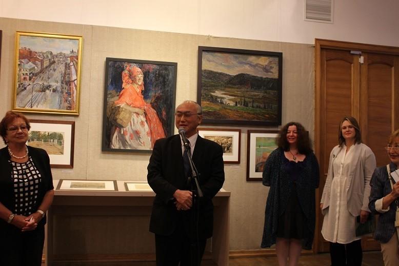 Русский музей открыл выставку прижизненных портретов Ахматовой