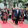 Международный кинофорум «Золотой витязь» открылся в Севастополе