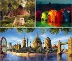 Самые необычные примеры съедобной архитектуры