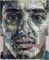 Портреты из хлама от Зака Фримана