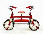 Трехколесные велосипеды Серхио Гарсии (Sergio Garcia).  Абстрактные скульптуры в память о веселом...