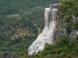 Природный феномен: Иерве эль Агуа - каменный водопад в Мексике