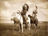 Полторы тысячи фотографий индейских племен, сделанных в начале 20 века