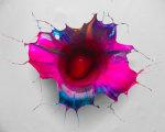 Orchid («Орхидея») - цикл высокоскоростных фотографий от швейцарского фотографа