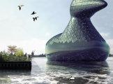 Energy duck -  ������ ��������������� ���������� � ���� ���������� ����