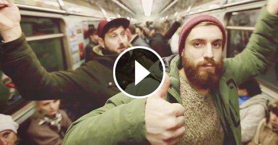 Итальянская группа сделала кавер на песню из советского фильма