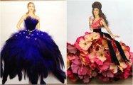20 волшебных платьев от модного иллюстратора из Армении Эдгара Артиса