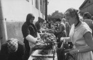 Год 1956: фотографии из повседневной жизни москвичей в объективе Лизы Ларсен