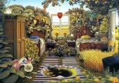 Картины-головоломки, рождённые богатым воображением и безудержной фантазией