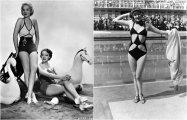 23 ретро фотографии пляжной моды викторианской эпохи