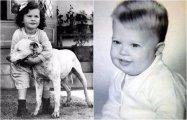 20 фотографий, на которых запечатлены звёзды Голливуда в детстве (Часть 2)