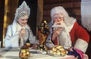 «Здравствуй, дедушка Мороз!»: 23 забавных новогодних фотографий из советского прошлого