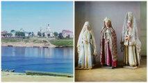 15 колоритных фотографий, сделанных во время путешествия русского фотографа Прокудина-Горского по Твери