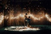 Романтика 80 уровня: как скалолаз сделал предложение своей девушке